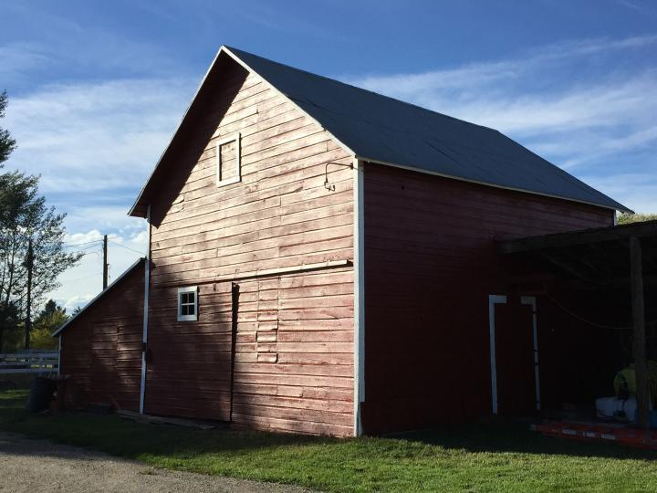 Exterior Painting for farm buildings