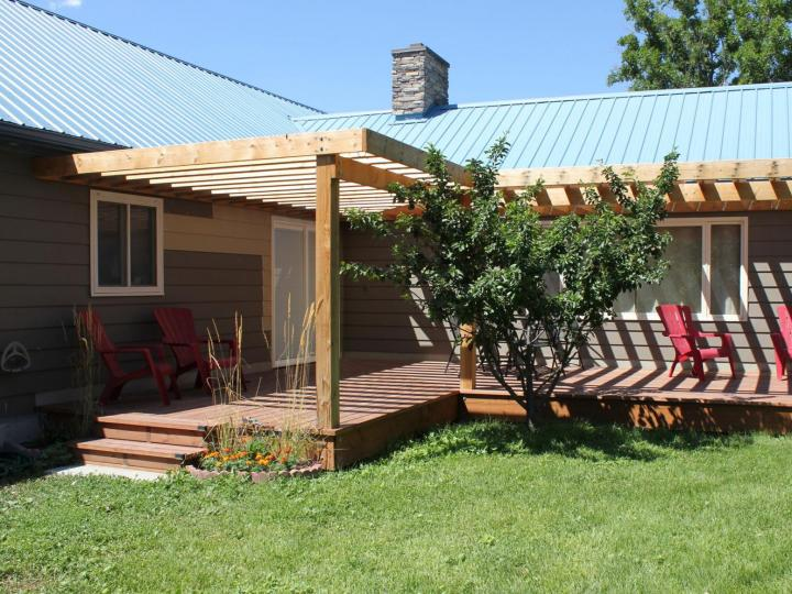 windows doors remodel addition porch pergola mud room Three Forks MT