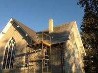 Willow Creek Church Roof Over Harmon Enterprises Construction Inc